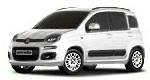 Fiat Panda - Blanca