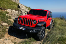 Jeep Wrangler - Unlimited