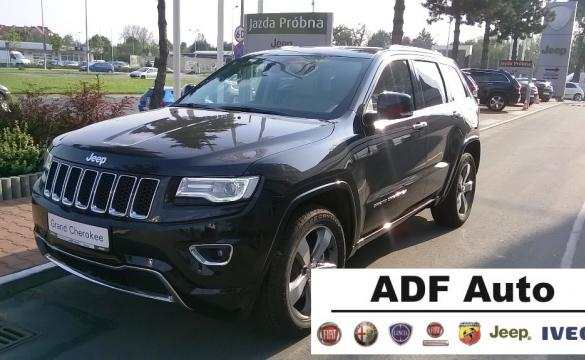 Jeep Grand Cherokee 3.0CRD 250KM A9 Overland - 1