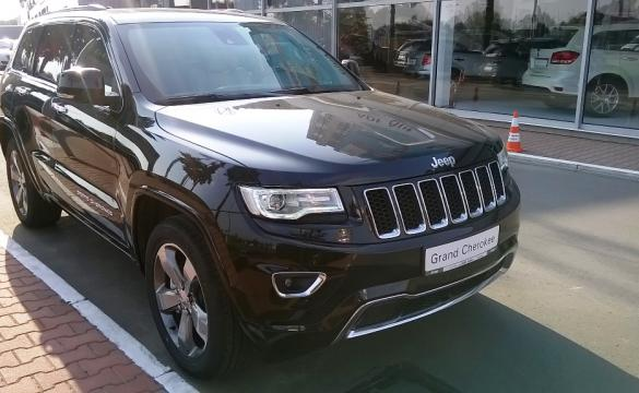 Jeep Grand Cherokee 3.0CRD 250KM A9 Overland - 2
