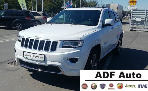 Jeep Grand Cherokee 3.0CRD 250KM A9 Overland - 6