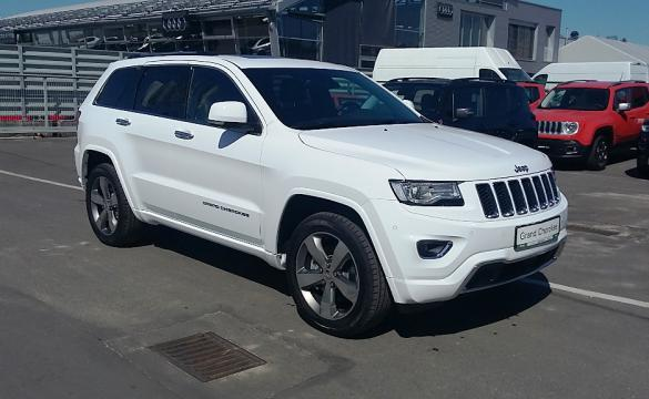Jeep Grand Cherokee 3.0CRD 250KM A9 Overland - 5