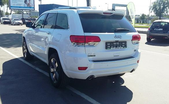 Jeep Grand Cherokee 3.0CRD 250KM A9 Overland - 3
