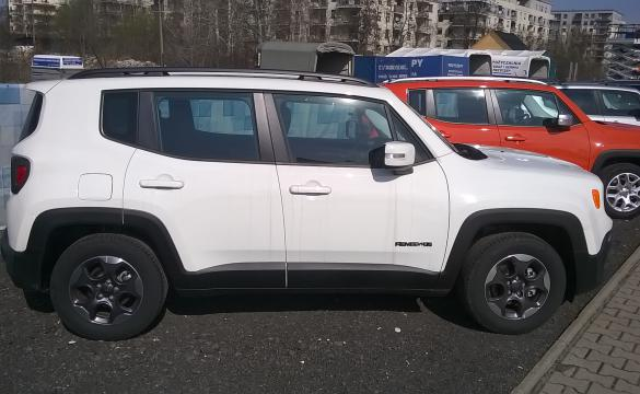 Jeep Renegade - 6