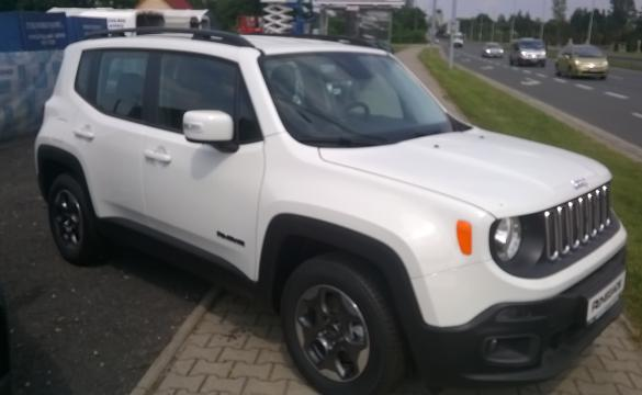Jeep Renegade - 3