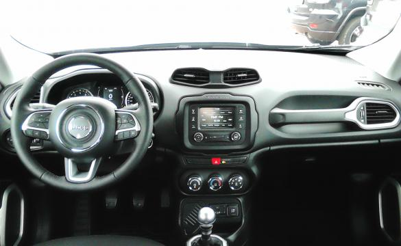 Jeep Renegade - 2