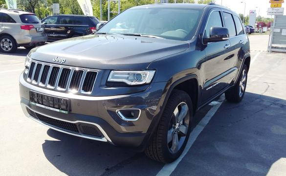 Jeep Grand Cherokee LIMITED V6 3.0 CRD A8 Quadra-Trac - 1