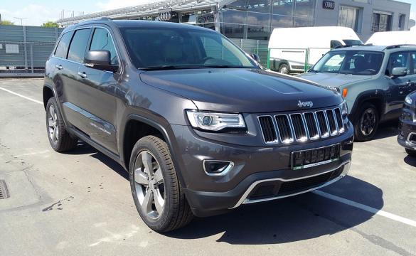 Jeep Grand Cherokee LIMITED V6 3.0 CRD A8 Quadra-Trac - 2