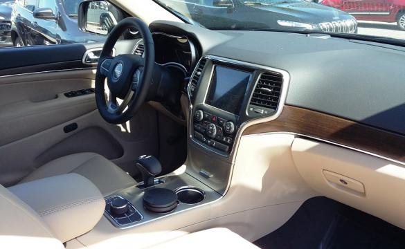 Jeep Grand Cherokee LIMITED V6 3.0 CRD A8 Quadra-Trac - 4