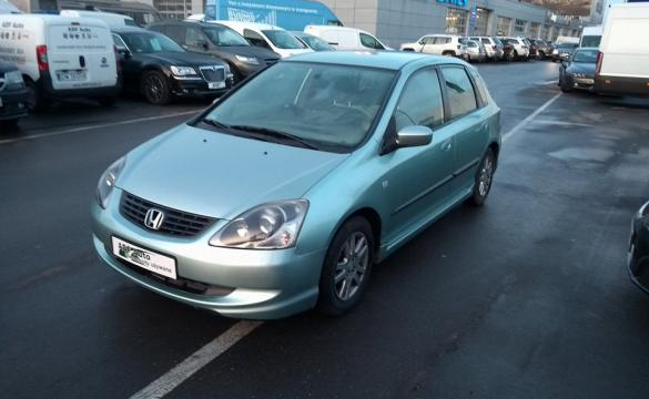 Honda Civic - 10