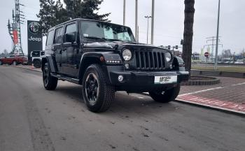 Jeep Wrangler Unlimited - 7