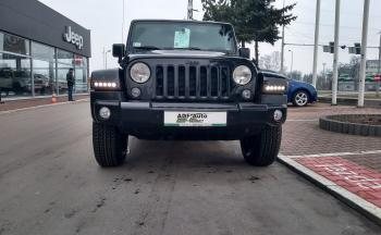 Jeep Wrangler Unlimited - 14