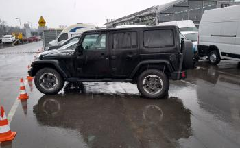 Jeep Wrangler Unlimited - 16
