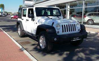 Jeep Wrangler UNLIMITED SPORT 2,8 CRD A5 200 - 1