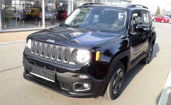 Jeep Renegade 1.6i 110KM Longitude - 2