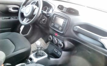 Jeep Renegade 1.6i 110KM Longitude - 6