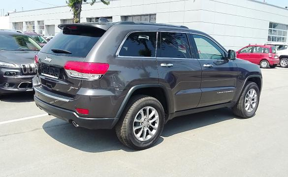 Jeep Grand Cherokee 3.0CRD Limited - 3