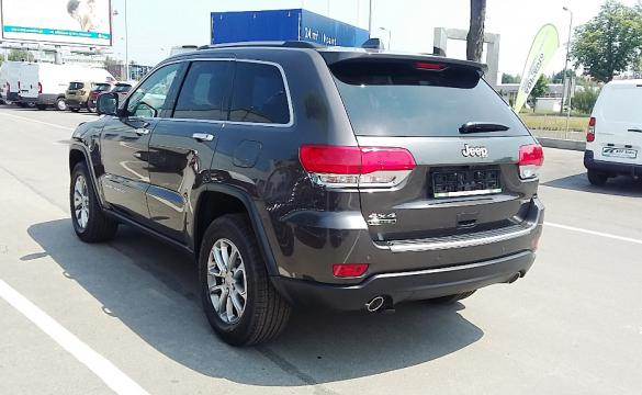 Jeep Grand Cherokee 3.0CRD Limited - 4