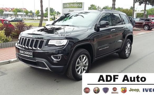 Jeep Grand Cherokee 3.0CRD Limited - 1