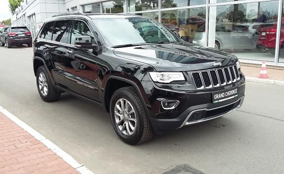 Jeep Grand Cherokee 3.0CRD Limited - 2