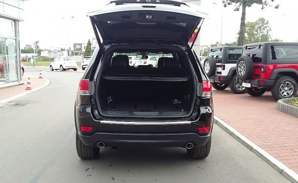 Jeep Grand Cherokee 3.0CRD Limited - 5