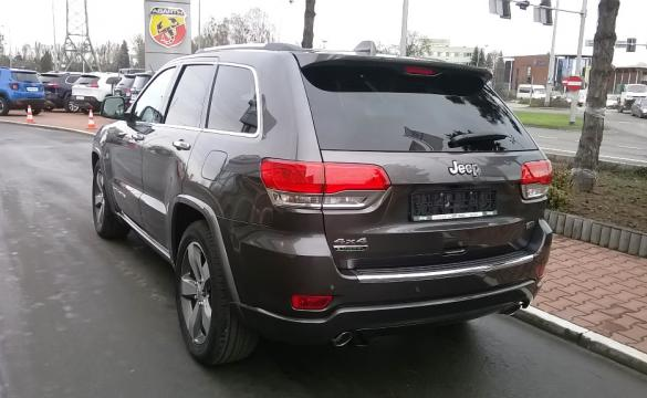 Jeep Grand Cherokee 3.0CRD 250KM A9 Overland - 4